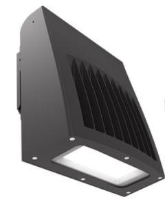 ILP SWP-3L-U-CCTS-BRZ 24 Watt Slim Wall Pack Selectable Color Temperature (3000K/4000K/5000K) Bronze Finish
