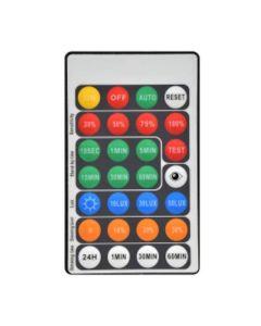 Sylvania 74541 VAPOR1B/REMOTE Infrared Remote Control Compatible with VAPOR1B and VAPOR2B Vapor Tight Fixture