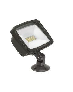 Acuity TFX1 LED DLC Premium 54 Watt Outdoor LED Floodlight Fixture Replaces 175W MH