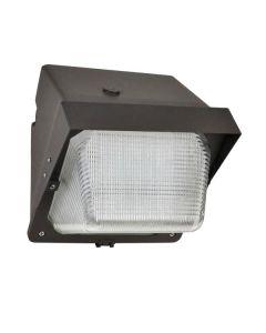 NaturaLED LED-FXTWP28 28 Watt Forward Throw Semi-Cutoff LED Wallpack Fixture Cut Off Visor Included