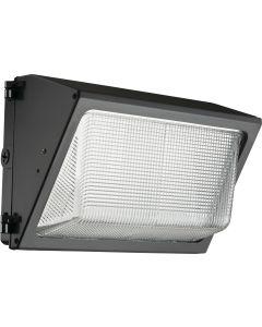 Acuity TWR1 LED ALO MVOLT DDBTXD DLC Listed 9-51 Watt TWR1 LED Adjustable Light Output Wall Pack Textured Dark Bronze - Replaces 50-250W Metal Halide