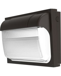 Lithonia Lighting TWX2 Series DLC Qualified Adjustable Light Output LED Wallpack Fixture