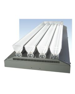 Linmore LED LL-UPH-50K-3-W Ultra Performance Dimmable High bay Fixture Three ParaBars