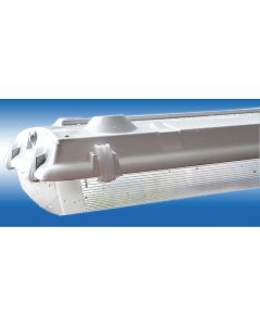 Main Image Howard Lighting VHL2F28808240U00000I 82 Watt Vaporproof LED Highbay Frosted Lens 4000K 120-277v