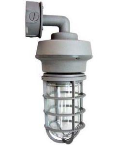 ATG Electronics MVW43-10-50-G 10 Watt Marina LED Vaporproof Ceiling Wall Mount Light Fixture