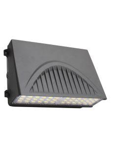 Image 2 Maxlite WPCL40AU50B 95298 WallMax 40W Large LED Full Cut Off Wall Pack Fixture