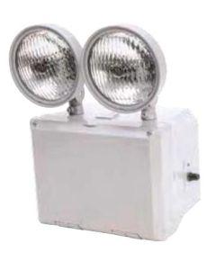 Mule Lighting WLEM-6-18-2 18 Watt Wet Location Frog Eyes Emergency Light