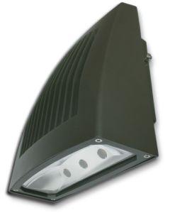 ILP WPLP-80WLED-UNIV-5000K 80 Watt LED Large Slim Profile Wall Pack Fixture Replaces 200-400W Metal Halide