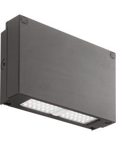 Lithonia Lighting WPX2 LED 50K MVOLT DDBXD M2 47 Watt DLC Premium LED Wallpack Fixture
