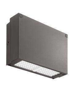 Lithonia Lighting WPX1 LED P2 40K MVOLT DDBXD M4 24 Watt DLC Premium LED Wallpack Fixture 4000K