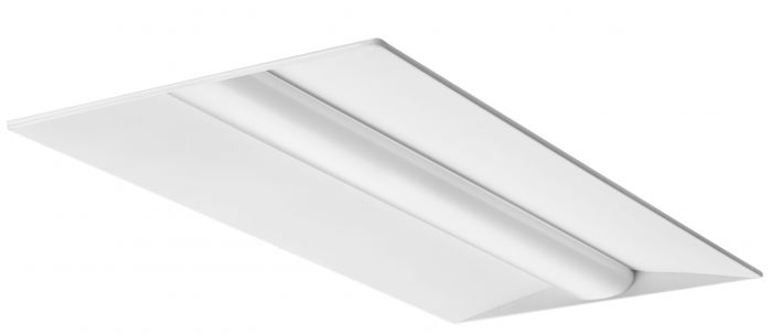 Main Image Lithonia Lighting BLT Series 2X4 34 Watt Low Profile Recessed LED Troffer Light Fixture 4000 Lumens (Pallet Discount Also Available)