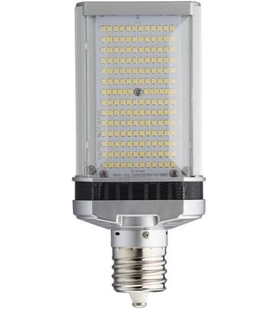 Light Efficient Design LED-8088M50-G4 50 Watt Shoe Box Area Light Retrofit Lamp E39 Mogul Base 5000K