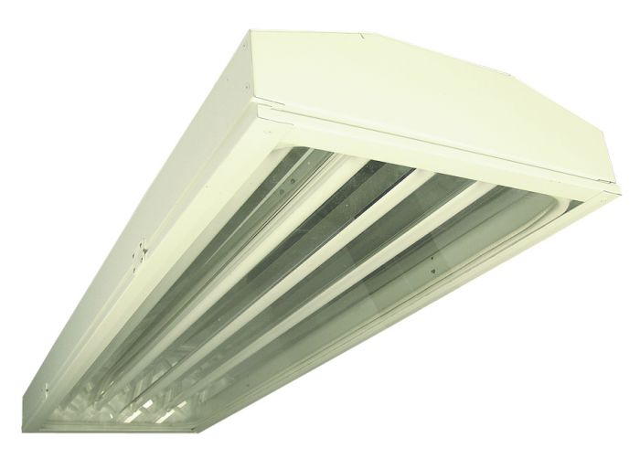 AEI Lighting T5FR UNI Aluminum ColdMax T5HO SubZero Environment Lighting Fixture Closed Lamps Included