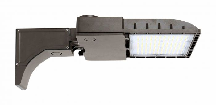 Arcadia Lighting ALGX-150W DLC Listed 150 Watts Area Light ALGX Series 120-277V Dimmable Mounting Included
