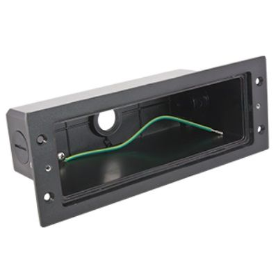 American Lighting BB-HSG Brick Light Rough-In Housing with Molded Rubber Gasket