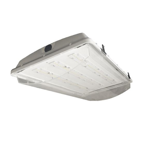 ILP BLEXT2 Blizzard EXT 2-Foot LED Vapor Tight High Bay Fixture with Clear Acrylic Lens