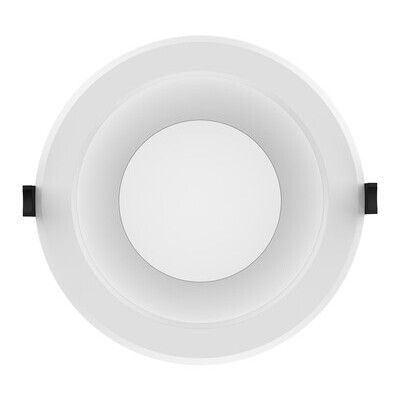 EIKO CD8/PS22/FCCT/UD Energy Star Rated 22/16/12 Watt 8-Inch PowerSet LED Commercial Downlight 30/35/4000K Dimmable 120-277V