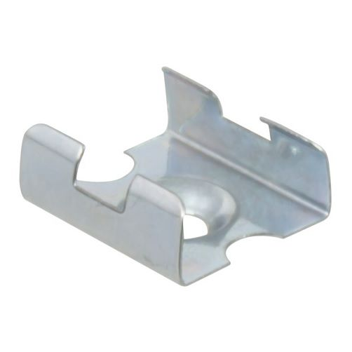 American Lighting E-CLIP Aluminum Surface Mounting Clip for PE-AA1-1M PE-AA2-1M and EE1-AAFR-1M Extrusions
