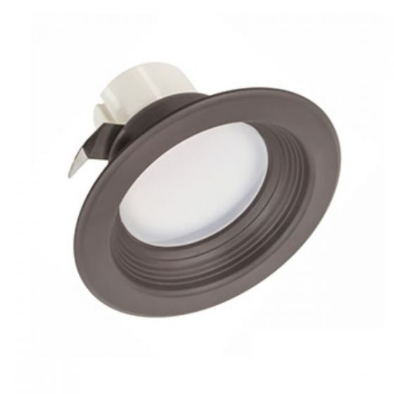 American Lighting E4-B27 Energy Star Rated 9.5 Watt LED Baffle Inset Retrofit Downlight Dimmable 2700K