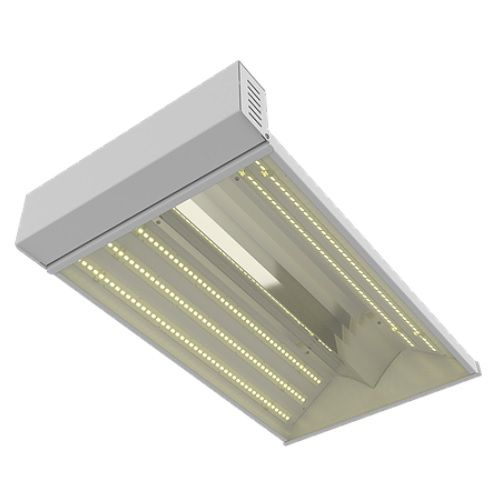 ESI Lighting F-18HX DLC Premium 1x8 Gold Architectural LED High Bay Fixture 5000K - Minimum 2-3 Weeks Lead Time