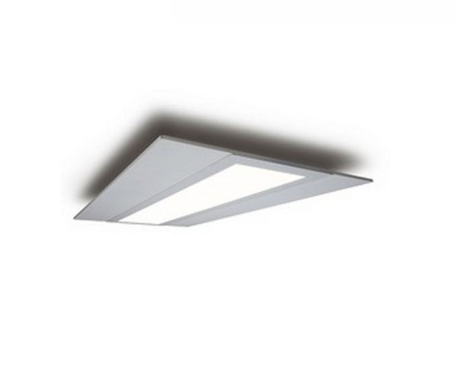 Product Image GE Lighting ET-24-0-A3 47W 47 Watts 2' x 4' Recessed Troffer ET24 Series Powered by Intrinsx Lumination LED Luminaires 4000K