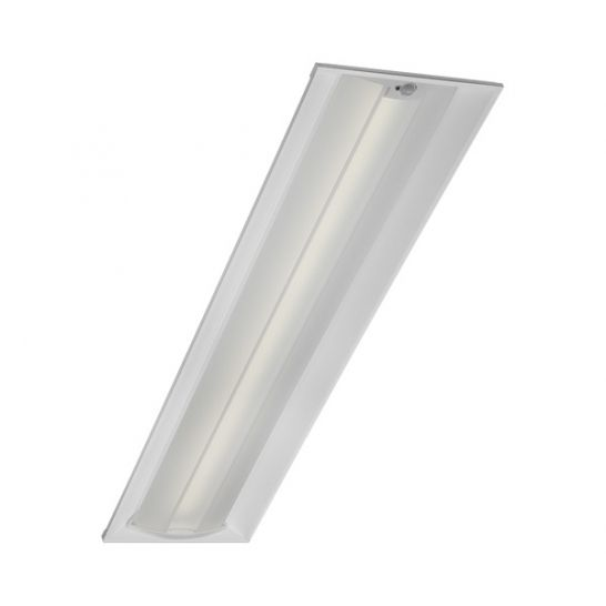 CREE FLX14 DLC Listed 1x4 Foot LED Troffer Fixture Dimmable with SmartCast Technology