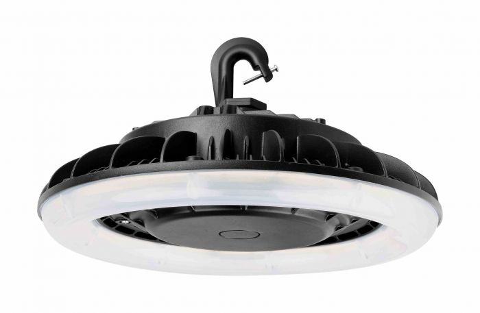 Arcadia Lighting HBCX-190W 190-Watts LED Circular High Bay Fixture 120-277V Dimmable