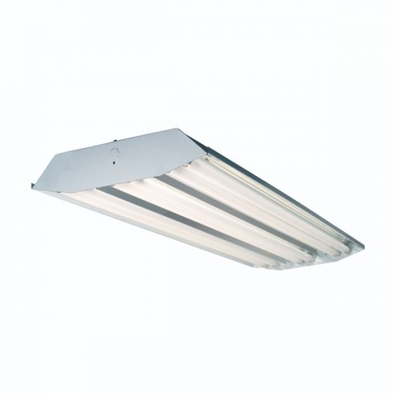Howard Lighting HFA3A6LT8 Four Foot Curved Highbay LED Ready with Six Lamp Positions - Lamps NOT Included