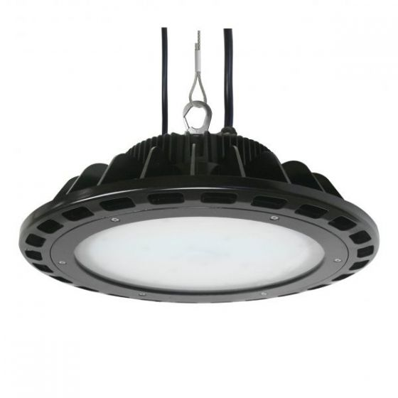 Litetronics 16 Inch Dimmable High Ceiling LED High Bay Light FixturesLitetronics 16 Inch Dimmable High Ceiling LED High Bay Light Fixtures