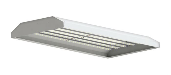 Image Howard Lighting HLED24W5KDMV000000I 230 Watts Highbay LED 4 Foot Linear Fixture - Wide Distribution - 5000K - Dimmable