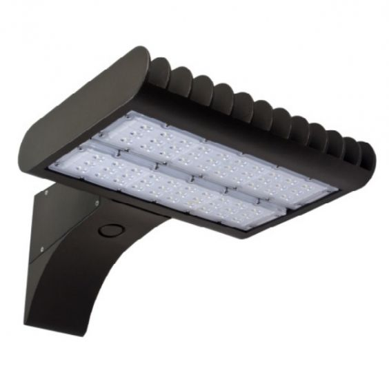 Howard Lighting XAL-5150-LED-MV 150 Watt LED Area Light Fixture 120-277V Dimmable 5000K