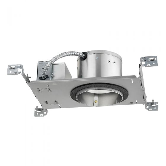Juno Lighting IC20LED-G4-06LM 8.9 Watts 5 Inch IC Rated New Construction Recessed Housing