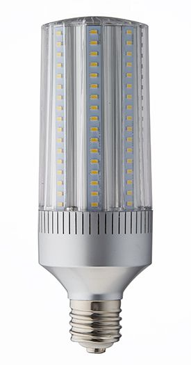 Light Efficient Design LED-8024M57-A 45 Watt Corn Cob Post Top Retrofit Lamp 5700K E39 Mogul Base