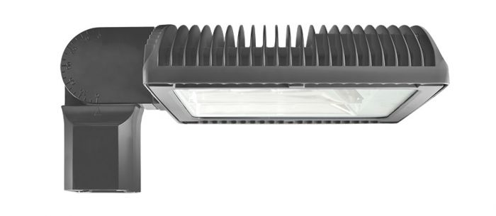 Main Image RAB Lighting RWLED4T78SF 78W LED Roadway Fixture Slipfitter Type IV Distribution (Product Configurator)