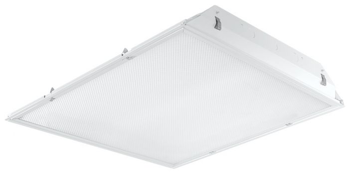 Main Image RAB Lighting TRLED2X2-50 50 Watt 2X2 LED Troffer Fixture Dimmable