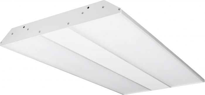 NaturaLED LED-FXHBL210/44FR DLC 4.0 Premium 210 Watt LED Linear High Bay Light Fixture Replaces 575-1000W HID
