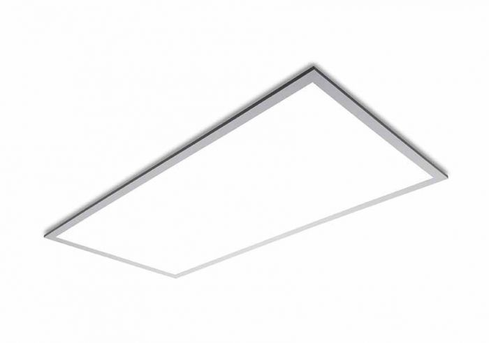 GE Lighting LPL24B04XMM LPL 2X4 Series LED Recessed Flat Panel Light Fixture with Switchable Light Output