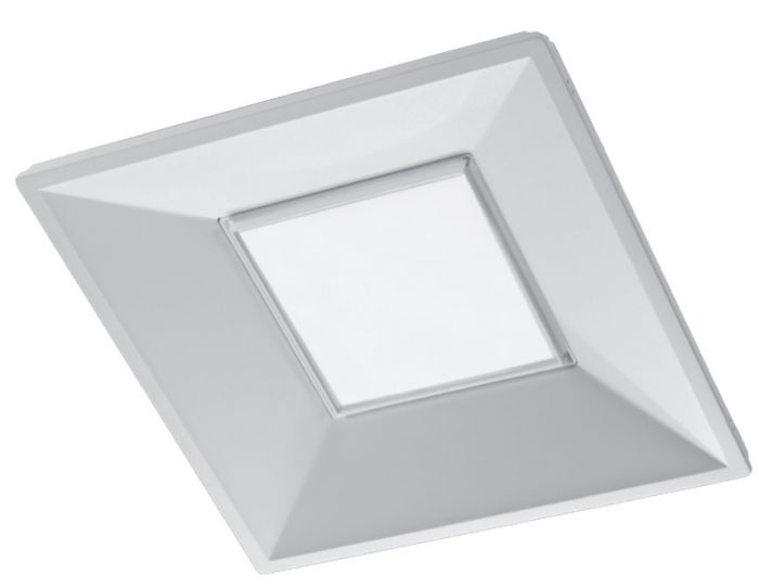 Product Image CREE LR22-34L-40K-10V 34 Watt 2'x2' Architectural LED Troffer Dimmable Fixture 4000K 120-277V