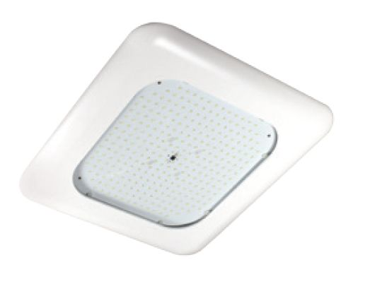 LSI Industries CRUS SC LED LW CW UE WHT 88W 88 Watt Legacy High Intensity Canopy Light Fixture