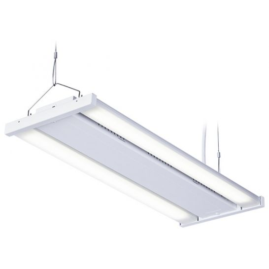 CREE LXB-A DLC Qualified 80 Watt LED Linear Low-Bay/High-Bay Luminaire Dimmable 120-277V