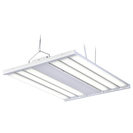 CREE LXB-A-28L DLC Qualified 156 Watt LED Linear Low-Bay/High-Bay Luminaire Dimmable 120-277V