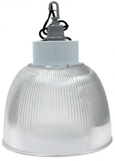 Image Maxlite SKFHBP Acrylic HighMax Highbay Fixture with 1XE39 Base hook and cord 11225