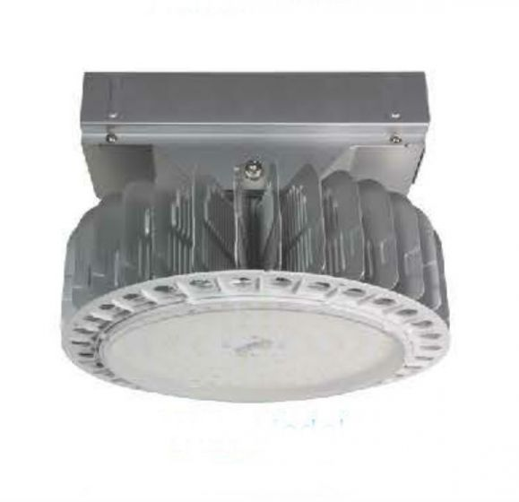 Image 1 Maxlite MLLHP150USD12/W 74484 152W LED Round Pendant Highbay Wide Model Title 24 Compliant