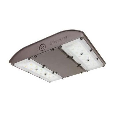 Maxlite MP-CP55UP MPulse 56 Watt LED Parking Garage Canopy Light Fixture Dimmable 120-277V 250W Metal Halide Equivalent