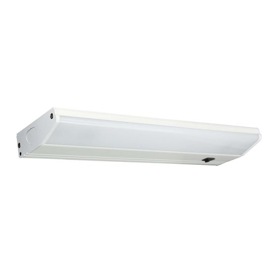 NaturaLED LED-FXUC7/18FR Energy Star Certified 7W LED Plug-in Under Cabinet 18 Inch Display Light Fixture Dimmable