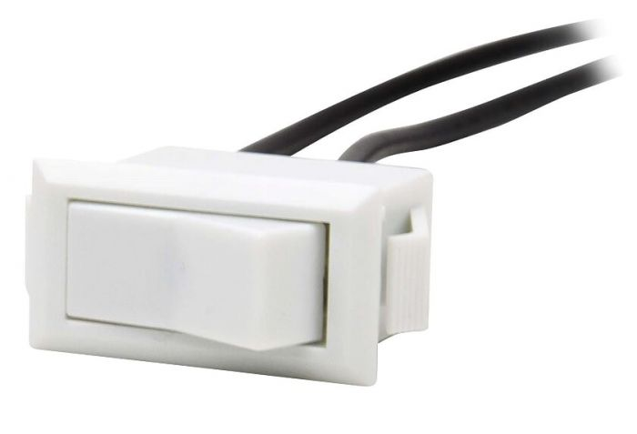 NaturaLED SWCH-ZE204A Toggle Switch for Flush Mount Modern or Decorative Accent