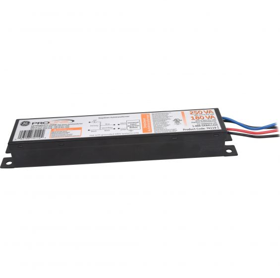 NaturaLED P10138 BA-GETR480/277-250W Step Down Driver 347-480V to 277V for Linear Fixtures 250W and Under