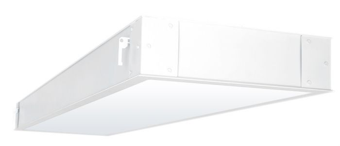 Main Image RAB Lighting PANEL1X4-41 41 Watt 1X4 Recessed LED Panel Fixture 120-277V