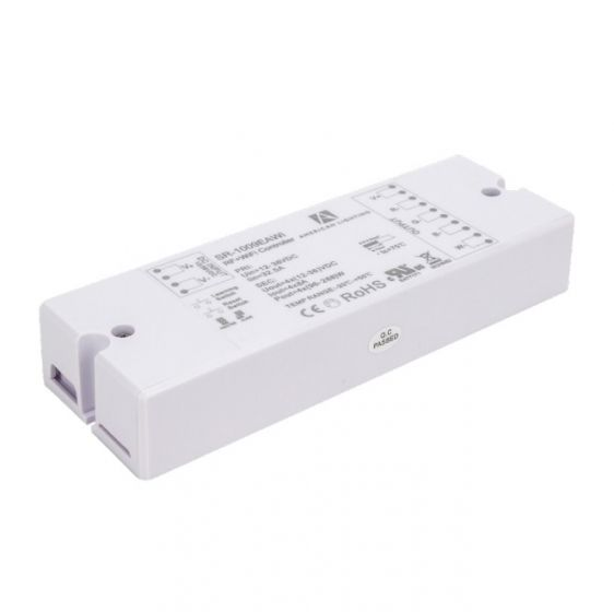 American Lighting REC-5A-4Z-WIFI Trulux Radio Frequency and WiFi Receiver 12-36V DC Constant Voltage