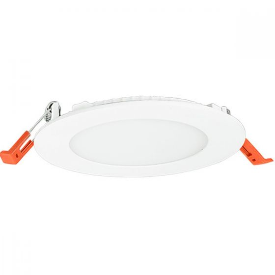 NaturaLED LED4DLR-60L9CCT3 9 Watt 4 Inch LED Slim Round Downlight with Color Selectable Feature